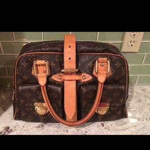 100% Authentic Louis Vuitton GM Manhattan